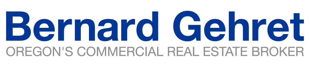 Bernard Gehret- Oregon and SW Washington Commercial & Apartment Broker