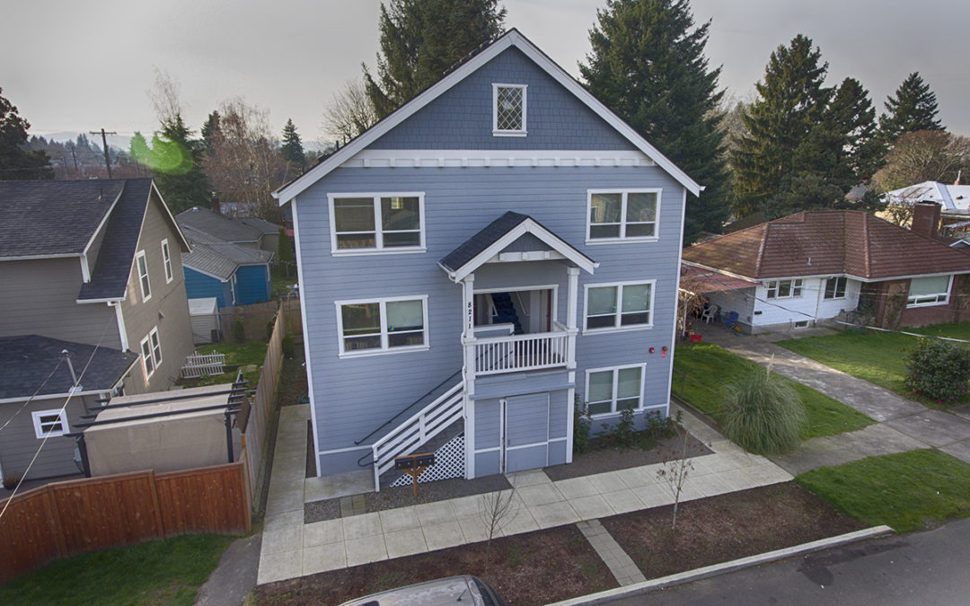 Apartment for Sale in Portland:  New Construction, 6 Units: $1,200,000
