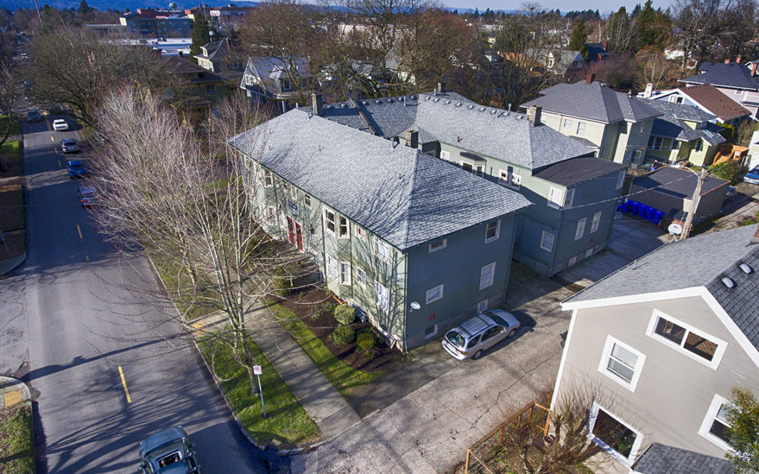 Sold!  The Parke Place Apartments, 16 Units, NE Portland