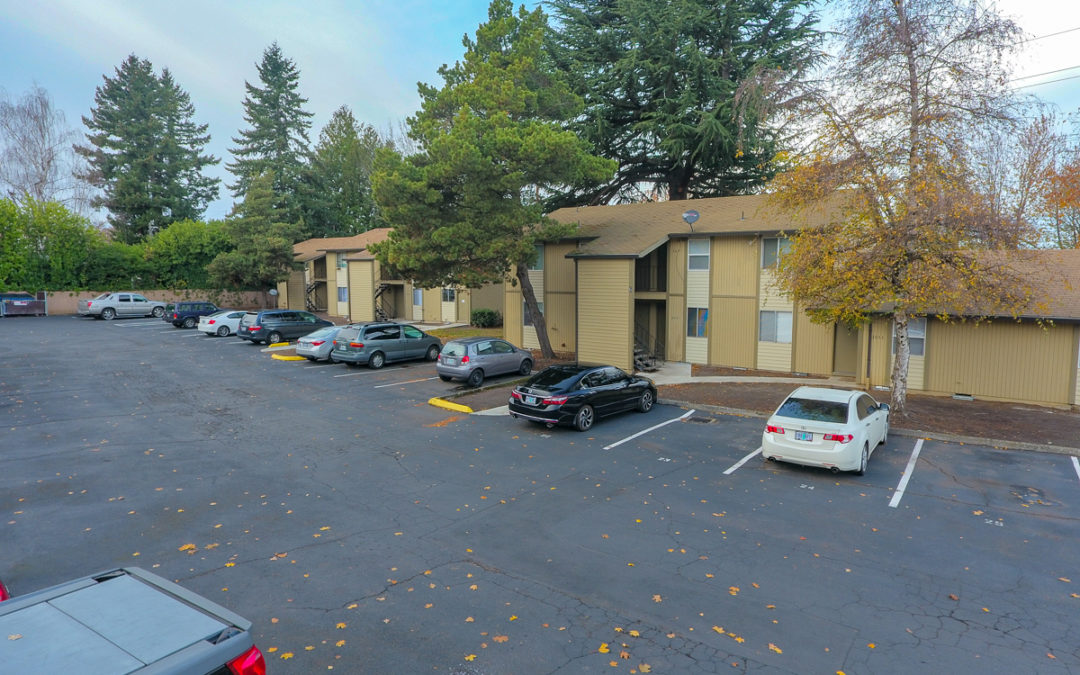 SOLD! 32 Units, NE Portland: The Walnut Grove Apartments