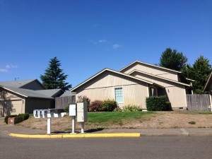 The Orchard Court Apartments in Keizer, Oregon