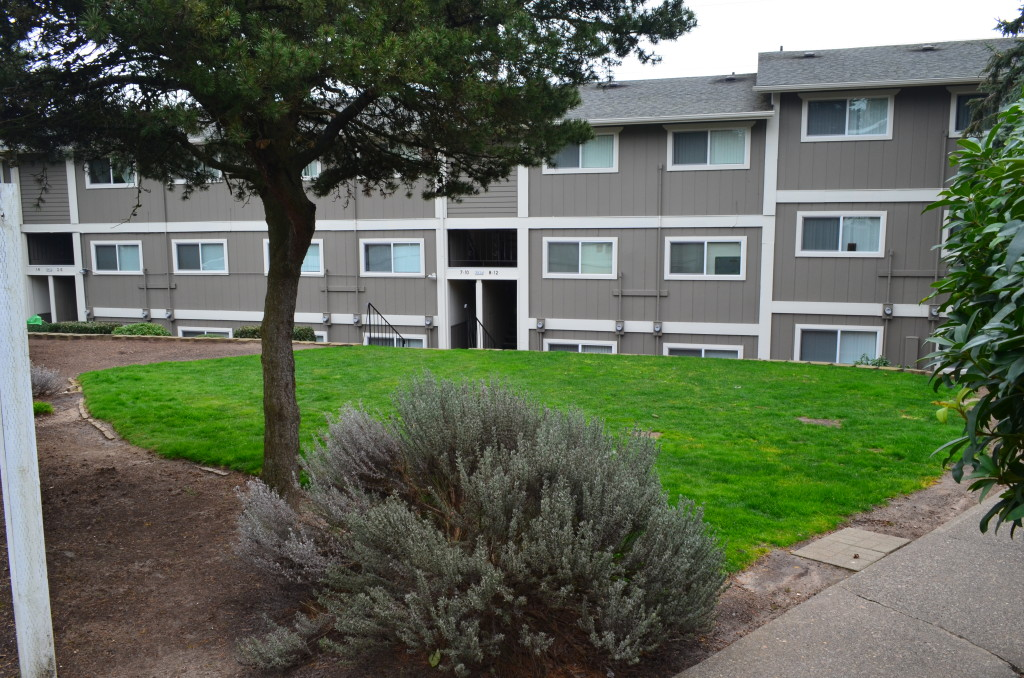 63 Units featured mix of one and two bedroom units with upgraded landscaping