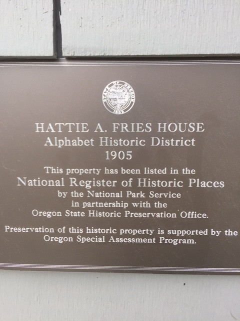 Hattie A. Fries House Is a Beautiful Restoration!