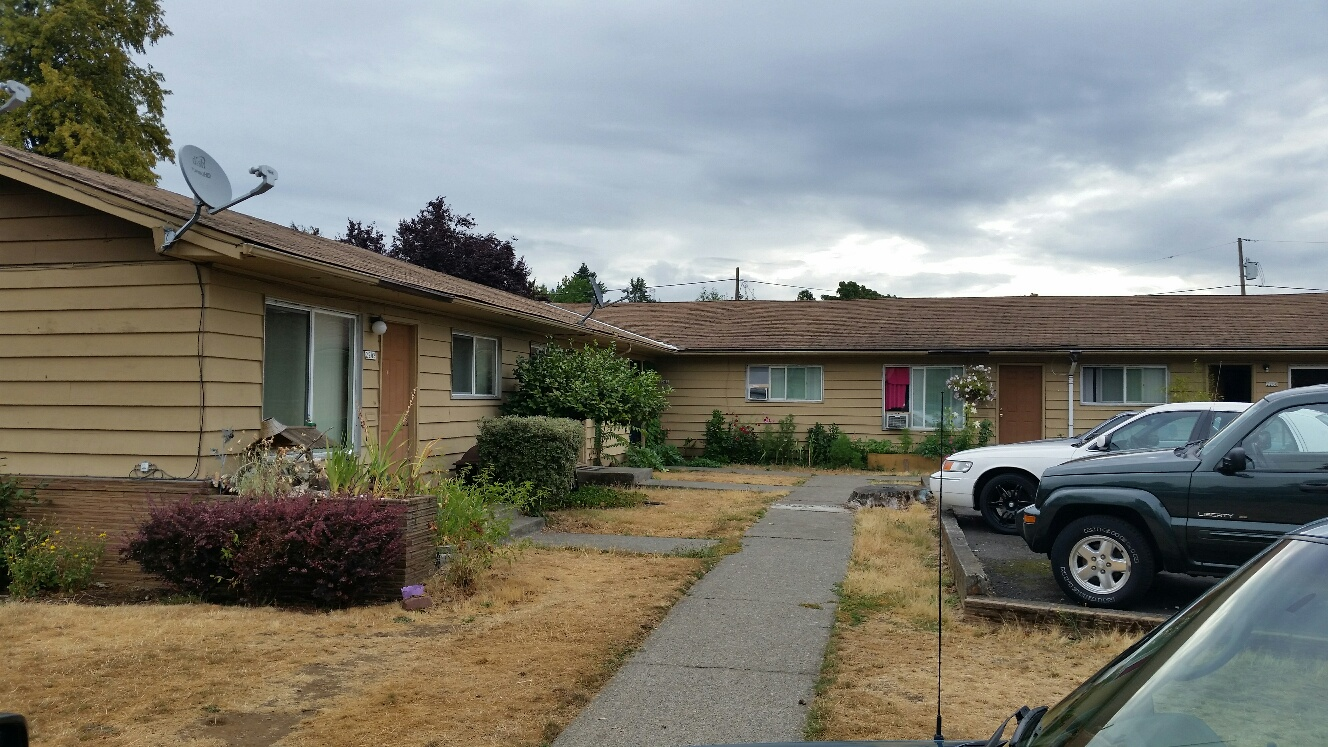 SOLD! 9 Units, 2150 NE 80th, Portland, Oregon:  $887,500
