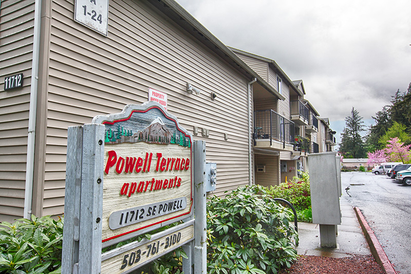 SOLD! 28 Units: SE 117th & Powell, $3,300,000