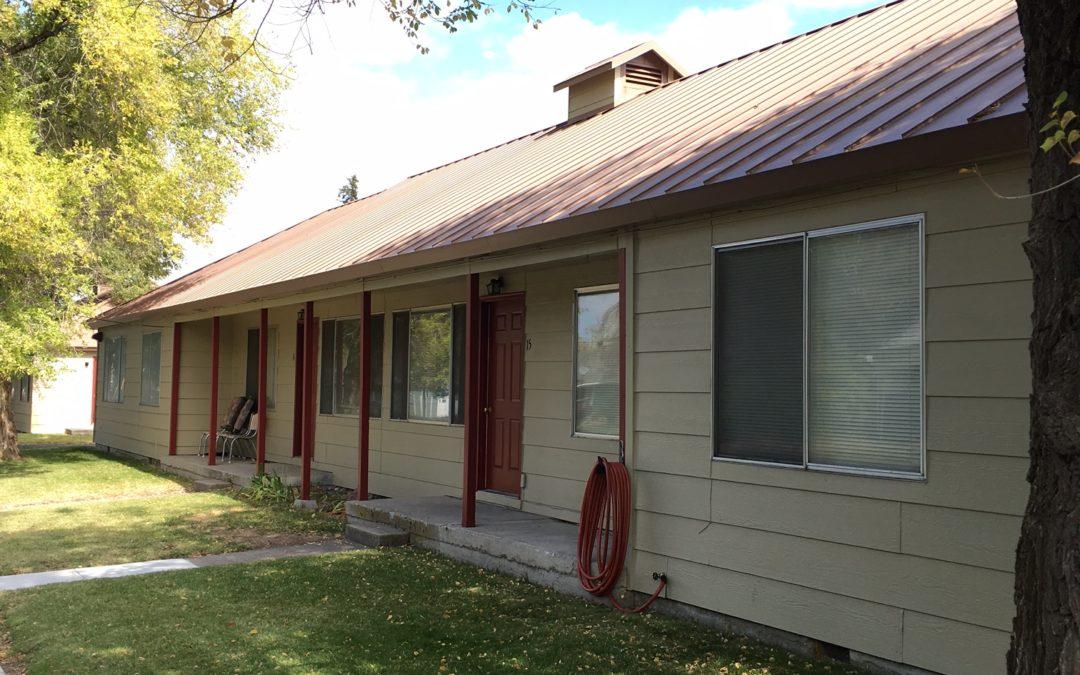 SOLD! 37 Units, Redmond, Oregon:  $1,800,000