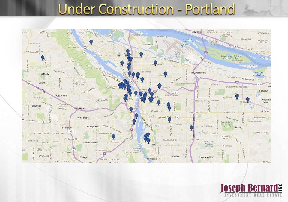 Portland, Oregon New Apartment Construction: Are We Overbuilt?