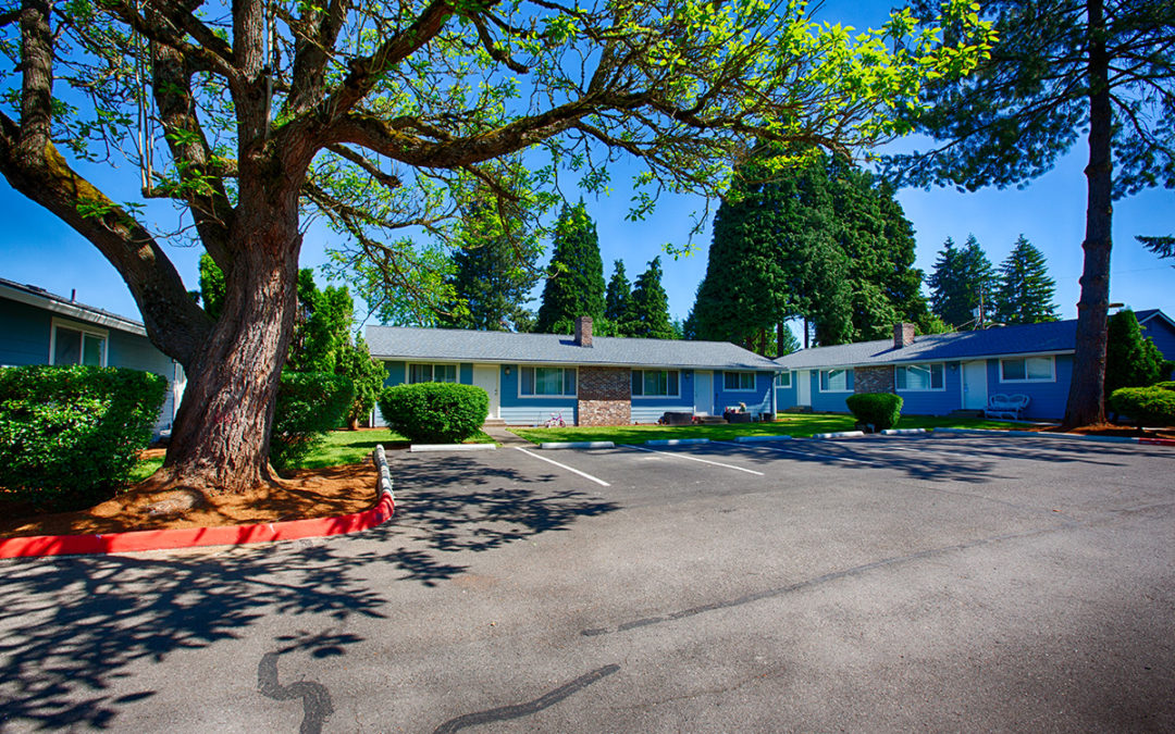 SOLD!  22 Units, Vancouver, Washington:  $3,050,000