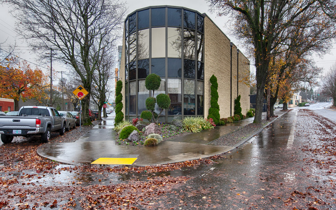 FOR SALE:  Office/Retail/Flex Space, 1001 & 1025 SE Sandy Boulevard, Portland, Oregon