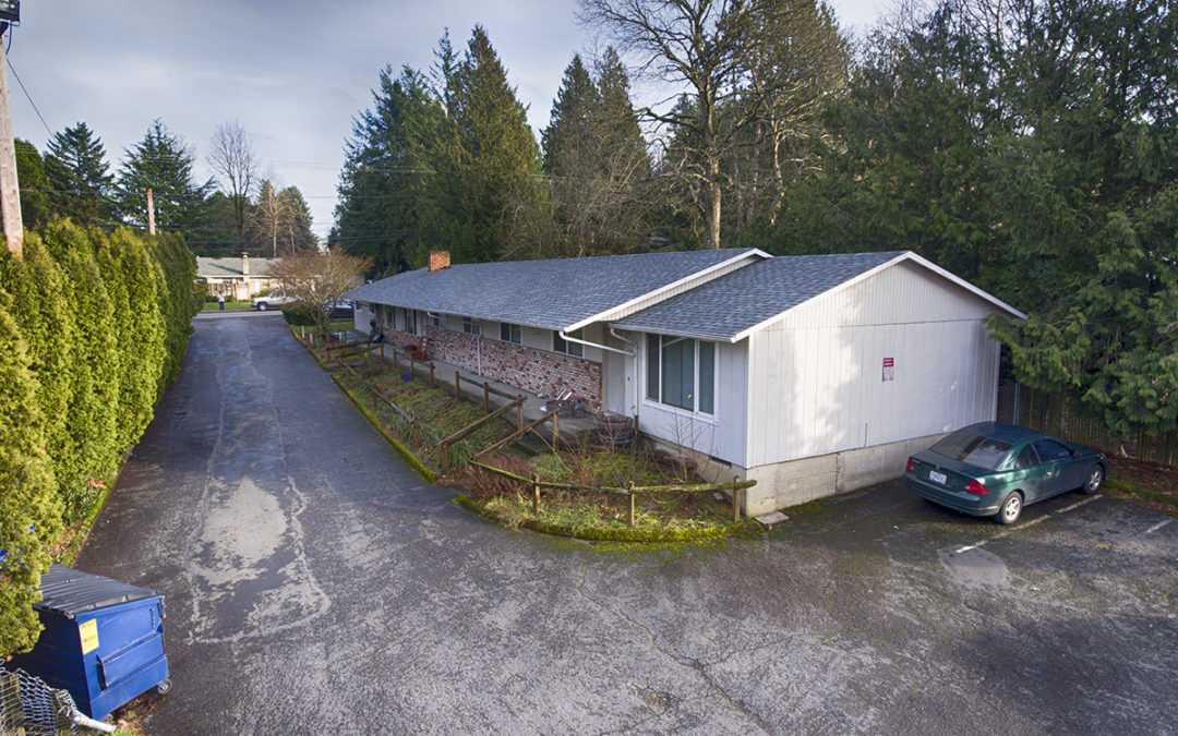 SOLD: 7 Units, Gresham, Oregon:  $875,000