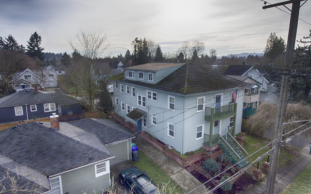 "SOLD: 8 Unit ""Rehab"" in North Portland:  $820,000"