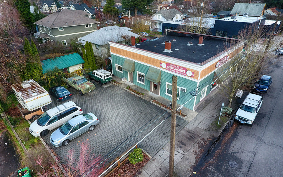 SOLD: Mixed Use Retail, N. Killingsworth St., Portland:  $875,000