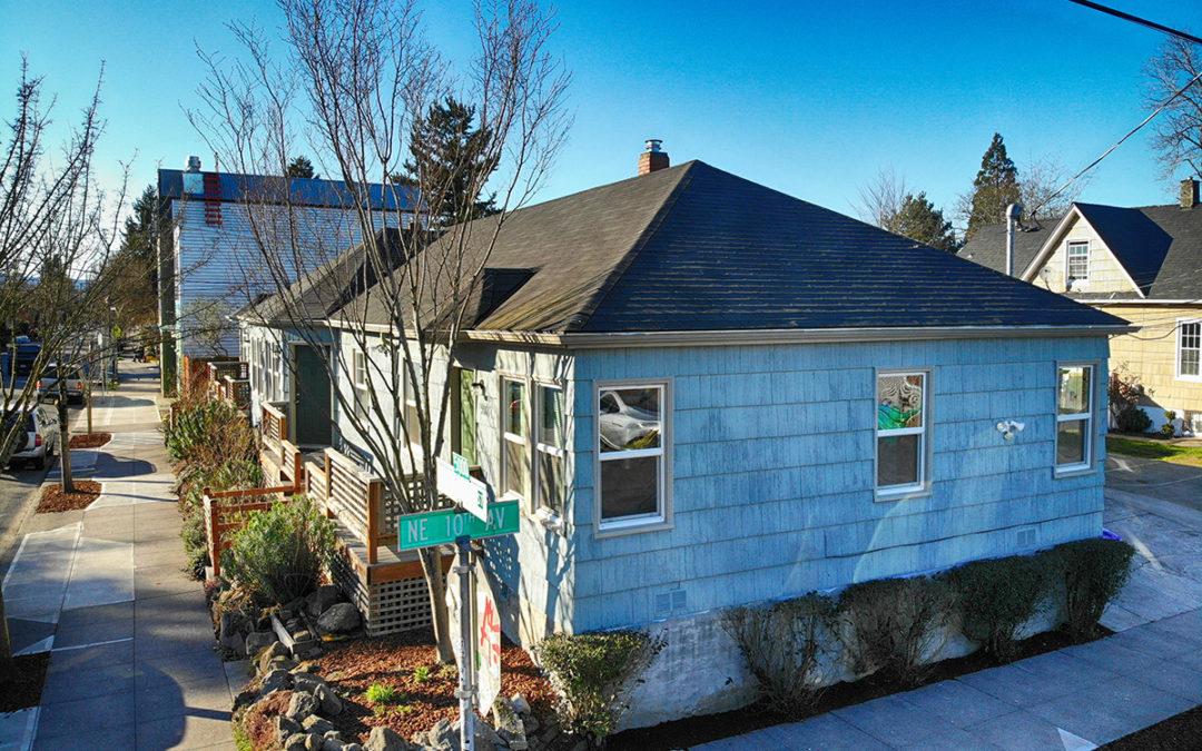 SOLD: Vintage Alberta Arts Apartments:  $980,000