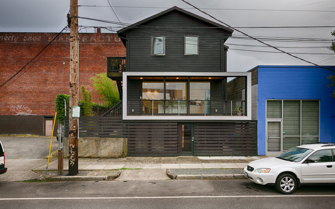 New Listing: Commercially Zoned, Airbnb Beauty In NW Portland Alphabet District