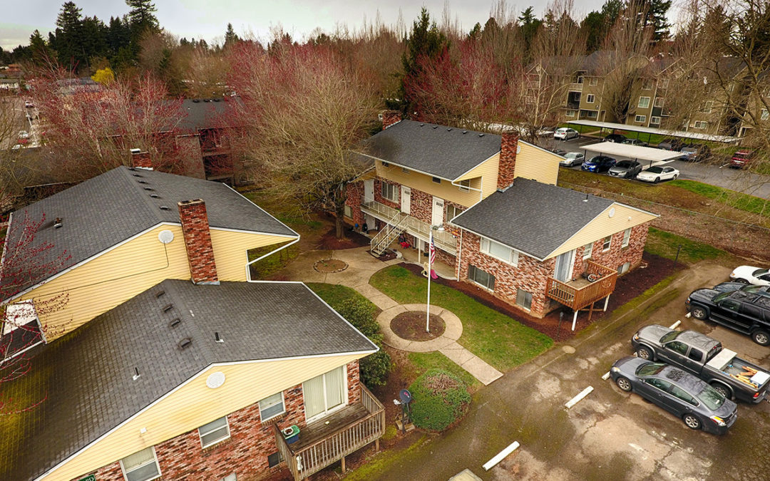 SOLD! Courtyard at Park Place, Gresham, Oregon: $1,675,000