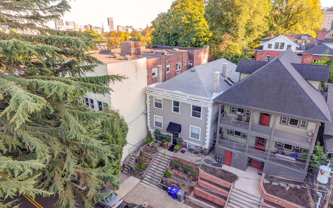 SOLD! 8 Units, NW Portland Alphabet District: $1,300,000