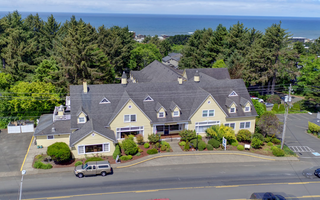FOR SALE: 69 Unit Senior Living Apartments, the Dorchester House, Lincoln City, Oregon