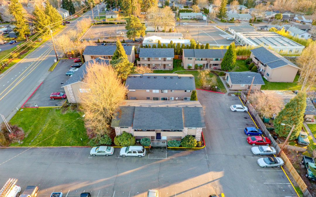 SOLD: 29 Units, Beaverton, Oregon, The St. Mary's Apartments, $3,400,000.