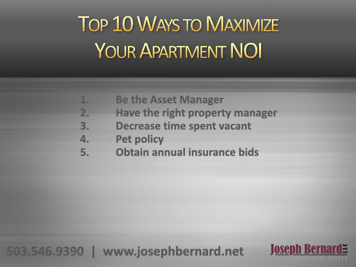 "Metrofamily NW Webinar Summary: ""The Top 10 Ways To Maximize Your Apartment NOI in 2021"" (Part I)"